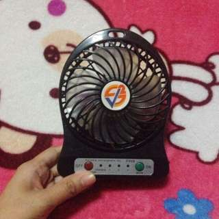 Mini Rechargeable Fan😊💨