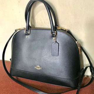 coach large dome bag