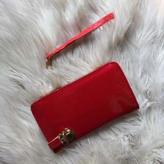 FASHION RED WALLET