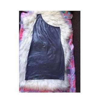 H&M Silver Dress