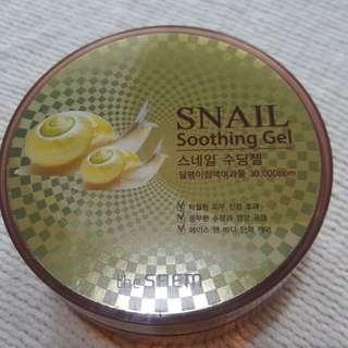 The Saem Snail Soothing Gel 300ml