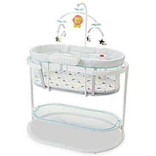 Barley used baby bassinet