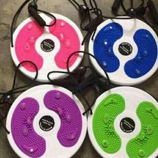 Waist Twisting DISC
