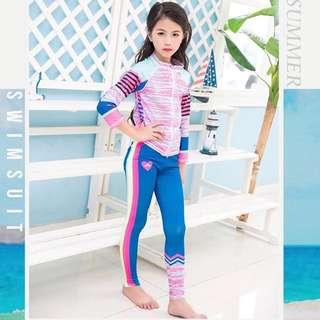 BNWT Girls UV Protect Swimwear/ Rash Guard