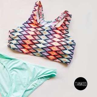 Tribal Swimsuit
