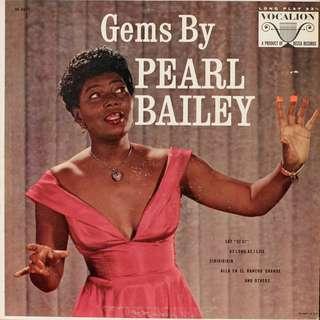 Pearl Bailey Vinyl LP, used, 12-inch original pressing