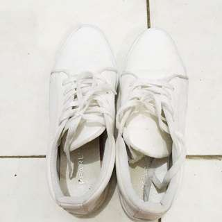 sneakers white PEARL's