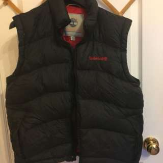 Timberland Packable Puff Vest - Medium - lightly used - $50.00 OBO