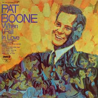 RESERVED - Pat Boone Vinyl LP, used, 12-inch original pressing