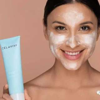 Celavive- foam cleaner + 1pcs latoja mask-sale!!!