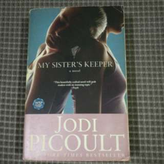Free Ship-  My Sister's Keeper