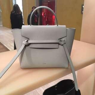 Celine mirco belt bag / mini belt 代購