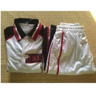 Seirin Cosplay Jacket Set