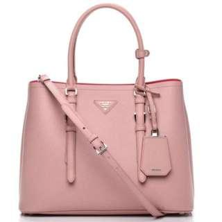 Prada Tote bag saffiano bag 手挽袋