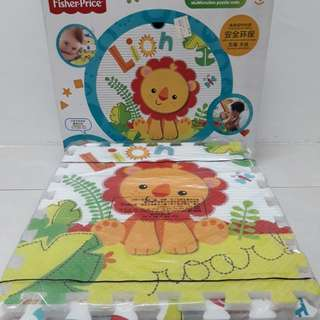 Fisher Price Puzzle Mats