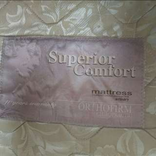 Must clear ASAP - Single bed mattress for sale