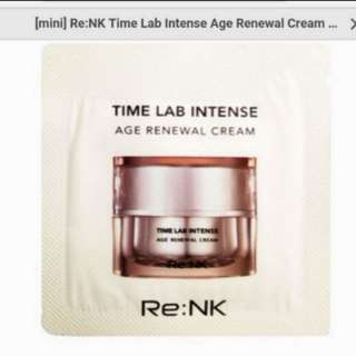 Time Lab Intense Age Renewal cream