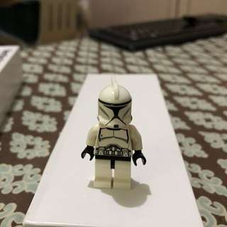 LEGO Mini Figure: Star Wars Clonetrooper