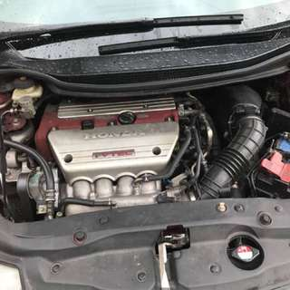 Honda Civic type R Singapore