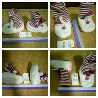 MOTHERCARE infant socks booties