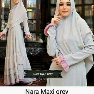Nara syar'i maxi