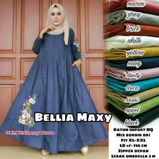 Belia maxy