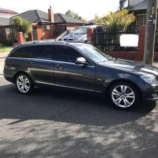 Mercedes c200 kompressor avantagarde sw urgent sale