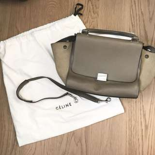 Celine Trapeze 3 ways Bag (Small) CNY SALE