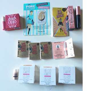 BENEFIT Products x 11 (Brand New)