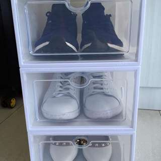 Stackble Shoe Box