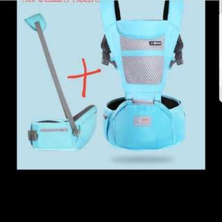 Brand new Baby Carrier with hip seat