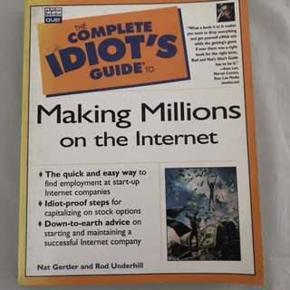 Making Millions on the Internet