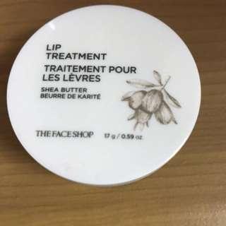 The Face Shop lip treatment