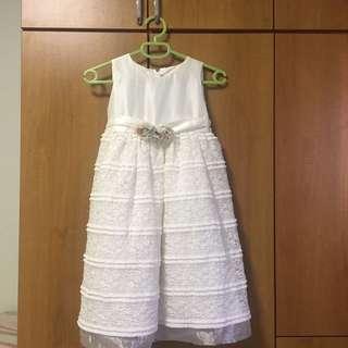 Girl dress for party & wedding (flower girl dress) #6
