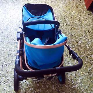 Selling a big baby stroller