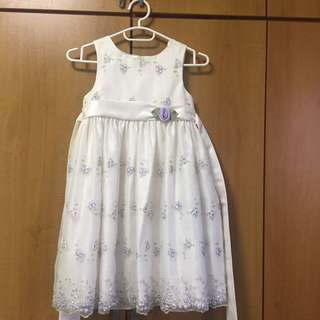 Girl dress for party birthday wedding