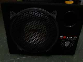 sound speaker box