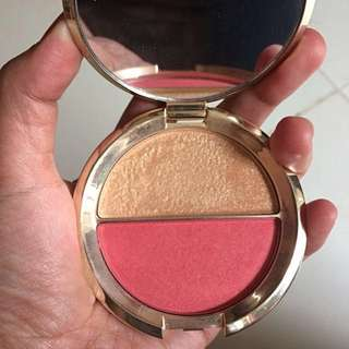 Becca Champagne Splits in Pamplemousse and Prosecco Pop!