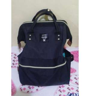 Anello Canvas Backpack (Black)