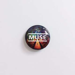 Muse Collectibles Badges