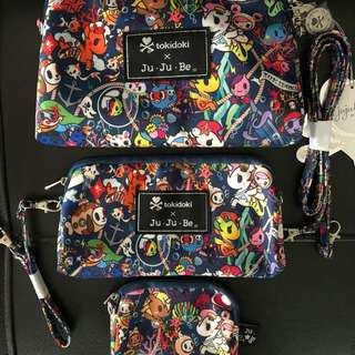 Brand New With Tag Jujube Sea Punk Be Set