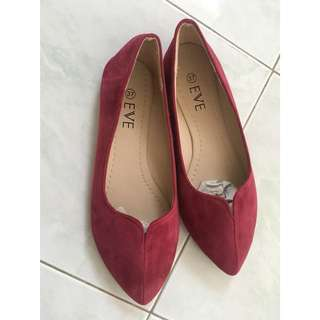 Red flat