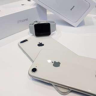 Iphone 8 White 256GB