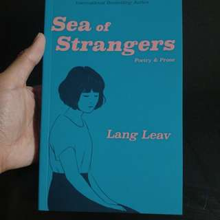 Sea of Strangers by LANG LEAV - REPRICED