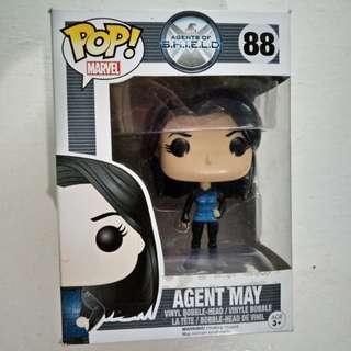 88 Agent May Funko Pop