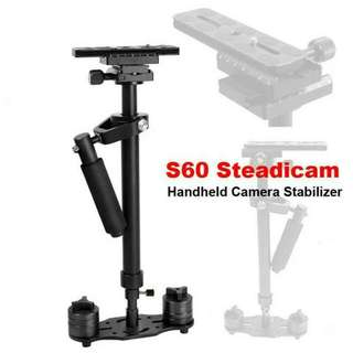 DSLR Kamera stabilizer steadycam S60 Black