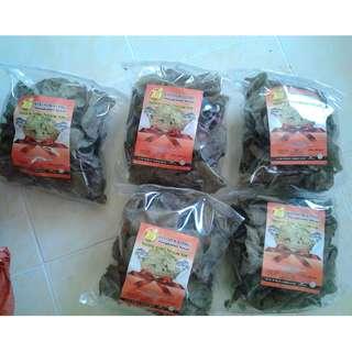 Keropok Ikan Tamban fresh from Terengganu