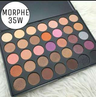 Morphe Palette35W