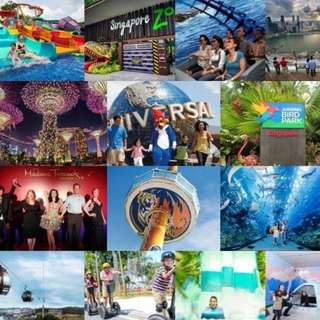 Tickets/Attractions-Trusted and Guaranteed