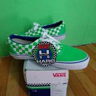 VANS x HARO size : 8